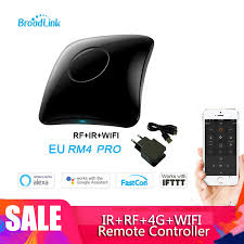 2020 Nieuwste Broadlink RM4 Pro Ir Rf <b>Wifi</b> Universele ...