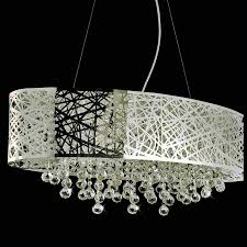 living impressive crystal pendant chandelier 12 0000864 32 web modern laser cut drum shade oval stainless