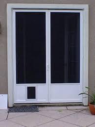 doggie doors door sliding glass dog and insert replacement flaps