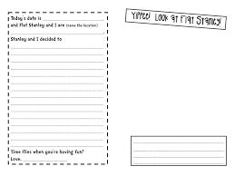 Free Printable Flat Stanley Template - Costumepartyrun