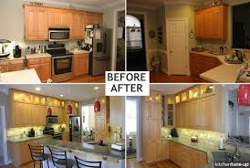adding small cabinets above existing kitchen cabinets