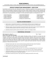 senior operations manager resume supply operation manager resume