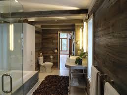 splendid dark grey bathroom rugs with glass divider tubs as well as console vanities hang on grey marble wall tiled as decorate in modern grey bathrooms