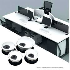 office desk cable hole. office desk wire hole plastic cable grommet round table plug distribution w . t