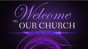 Welcome Purple Welcome To Our Church Wide Purple 1 First United Methodist