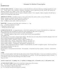 Sample Resume For Medical Transcriptionist Medical Resume Sample