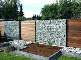 Backyard Fence Design Amazing Modern Front Yard Fence Front Yard Fence Ideas Outstanding Privacy