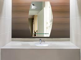Badspiegel Spiegel Mit Ablage Und Beleuchtung Badezimmerspiegel