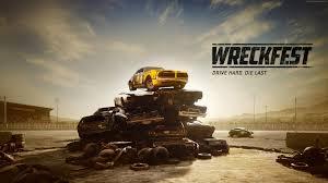 Wallpaper Wreckfest, Next Car Game, E3 ...