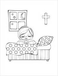 Small Picture prayer Children at Bedtime prayer coloring page sheets coloring