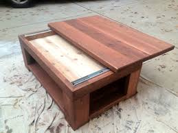 coffee table with storage best gallery tables furniture secret compartment for weapon end easy