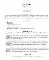 Resume Sample: Police Resume Samples Police Officer Resume, Police ...