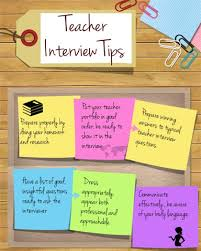 Thank You Letters After Teaching Interview Teacher Interview Thank You Letter