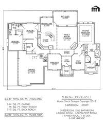 apartments one story house plans car garage ranch plan pleasant for alluring with