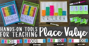 Place Value Flip Chart Printable Hands On Activities For Teaching Place Value Teacher Thrive