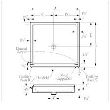 corner shower stall dimensions. Wonderful Corner Shower Stall Dimensions Corner Sizes  Receptors E With Corner Shower Stall Dimensions R