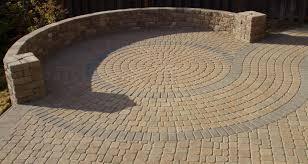 nc flagstone brick paver patio