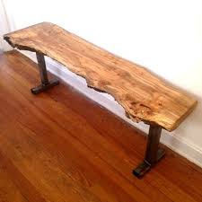 Wood Bench Dining