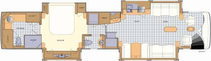 5th wheel toy hauler floor plans best of 23 fifth home