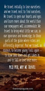 Inspirational Travel Quotes Inspiration 48 Inspirational Travel Quotes That Will Inspire You To Travel