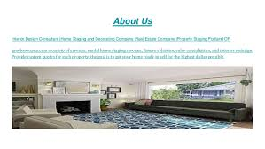 interior design consultant home staging and decorating company real