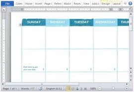 Free Microsoft Calendar Free Academic Calendar Template For Microsoft Word