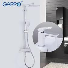 Casa à venda em uberlândia, mg com 3 dormitórios. Gappo Sanitary Ware Suite Brass Water Tap Chrome Bathroom Bath Set Mixer Bathtub Tap With Basin Faucet Torneira Para Banheira Sanitary Ware Suite Aliexpress