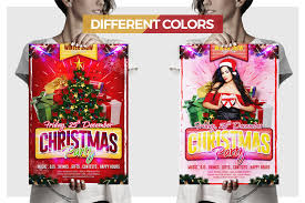 Free Christmas Party Flyer
