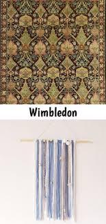Wimbledon <b>Nordic Boho Style Rainbow</b> Art Macrame Tassels ...