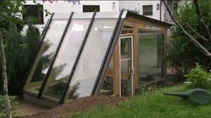 building a diy designer greenhouse in 5 minutes