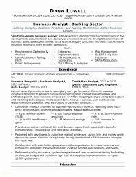 Management Analyst Resume Example Master Data Management Resume Samples or Business Analyst Resume 33