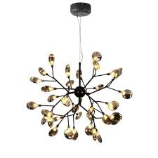 black tree fork erfly chandelier