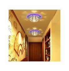 3w modern led crystal ceiling light pendant lamp fixture chandelier home decor