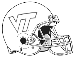 Small Picture College Football Helmets Coloring Pages AZ Coloring Pages College
