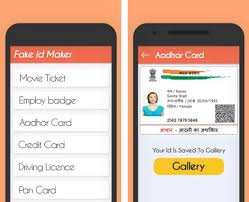 Download Fake Card 1 Version Apk fakeid maker Maker Com Latest Id 0 r11qZwI
