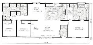 16 76 mobile home floor plan 96 3 bedroom trailers for 3 bedroom rv
