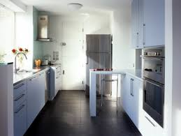 Modern Galley Kitchen Kitchen Style Galley Kitchen Design Modern Kitchen White Panel