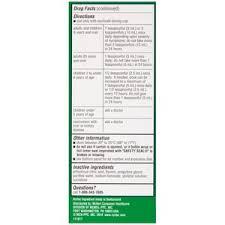 Zyrtec 24 Hr Childrens Allergy Relief Syrup 4 Fl Oz