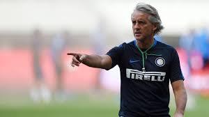 Eklat: Inter Mailand-Coach Roberto Mancini zeigt den Stinkefinger -  Eurosport