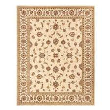 claire cream 9 ft x 12 ft area rug