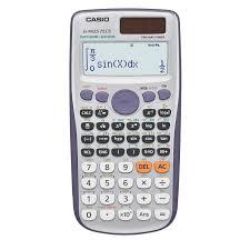 <b>Калькулятор Casio FX991ES PLUS</b> 10+2-разрядный 417 функций