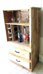 glass bar cabinet commercial bar cabinet contemporary