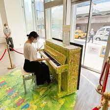 川崎 ストリート ピアノ