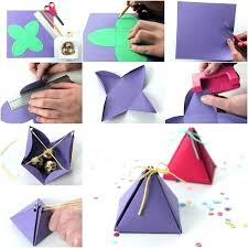 fun easy diys cute easy luxury how to pyramid gift box of fun do when your