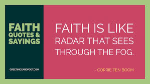 Christian Quotes About Faith Amazing Quotes About Faith Religious And Christian Sayings Greeting Card