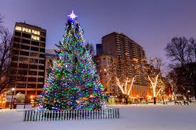 Christmas Lights Boston Area The Best Holiday Light Displays In Boston And Beyond