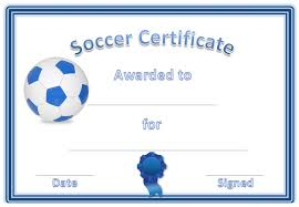soccer awards templates soccer award certificate template soccer award certificates