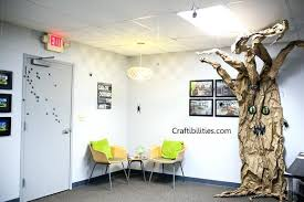 office halloween decorating themes. Cozy Cheap Halloween Decorating Ideas Decoration Office Spooky Tree Spiders Bats Easy Inexpensive Cubical Themes