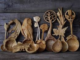 the decorative aspect of my carvings now he practices on his craft every day while maintaining a job as a graphic designer and s selection of