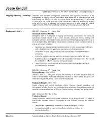 Shipping Receiving Clerk Sample Resume Receiving Clerk Sample Resume shalomhouseus 2